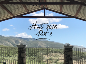 Return to Haiti: Part 2 – the Reunion and theRoad